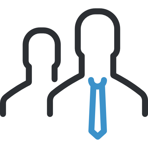 user tie icon
